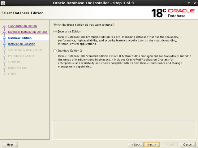 Oracle Database 18c: Installation, DB Creation, OEM